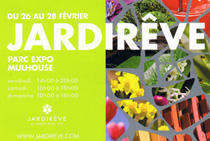 Flyer salon Jardireve