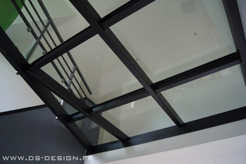 Dalles et planchers de verre for Plancher de galerie exterieure